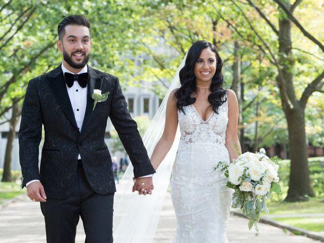 Alexander and Alesya's wedding in Toronto, Ontario 29