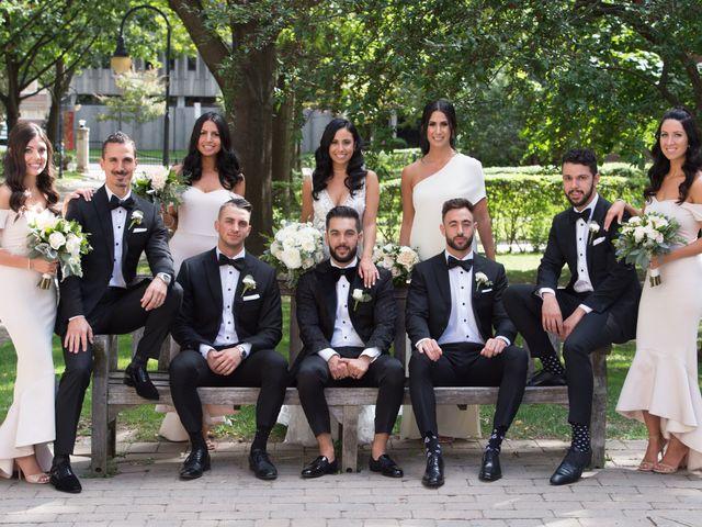 Alexander and Alesya's wedding in Toronto, Ontario 30
