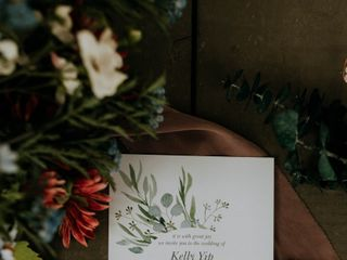 The wedding of Kelly and Jamie 1