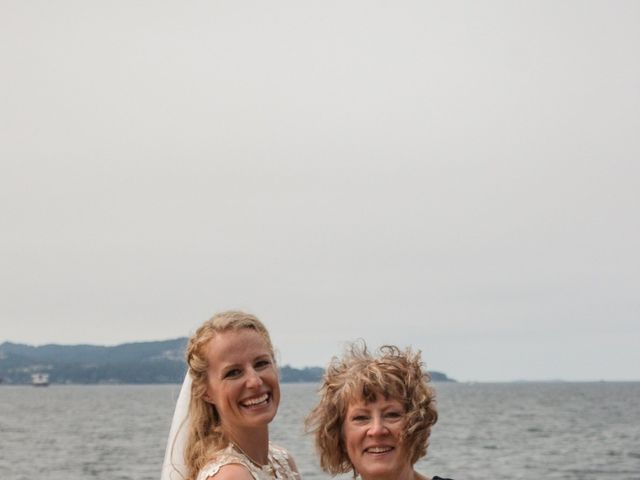 Brody and Ally's wedding in Gabriola, British Columbia 3