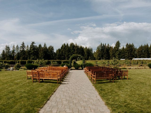 Jamie and Kelly's wedding in Langley, British Columbia 16