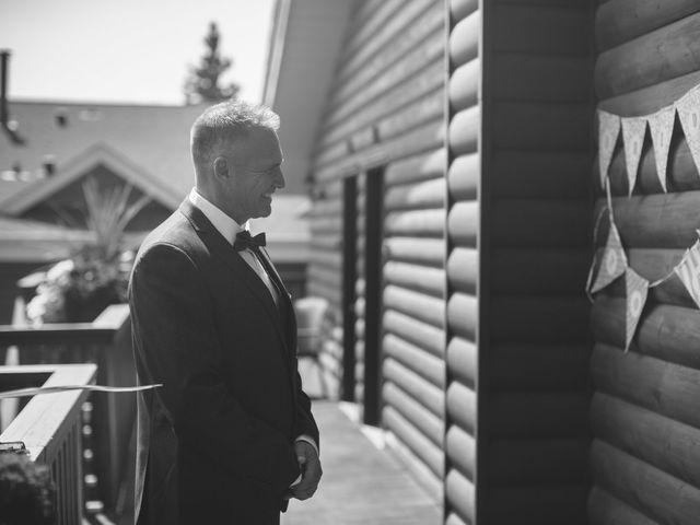 Paul and Krysten's wedding in Jasper, Alberta 10