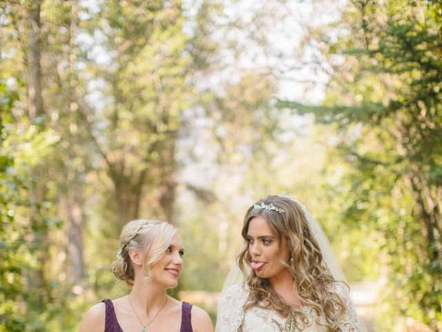 Paul and Krysten's wedding in Jasper, Alberta 13