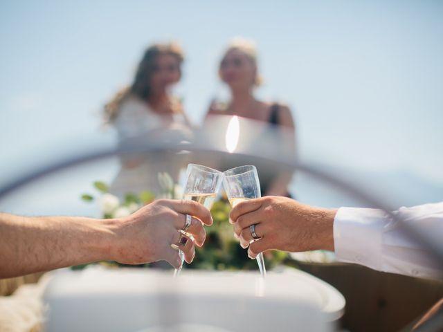 Paul and Krysten's wedding in Jasper, Alberta 24