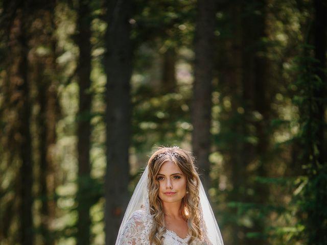 Paul and Krysten's wedding in Jasper, Alberta 32