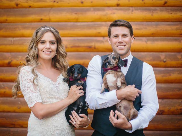 Paul and Krysten's wedding in Jasper, Alberta 45