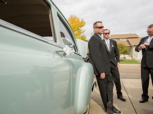 Chris and Diane's wedding in Edmonton, Alberta 15