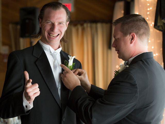 Chris and Diane's wedding in Edmonton, Alberta 18