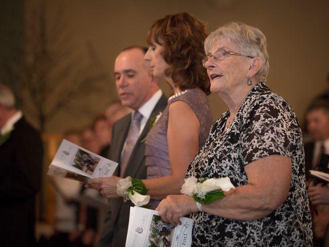 Chris and Diane's wedding in Edmonton, Alberta 32