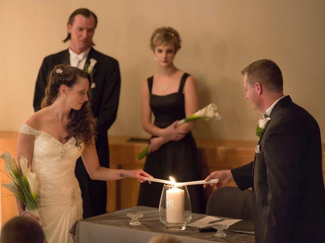 Chris and Diane's wedding in Edmonton, Alberta 41
