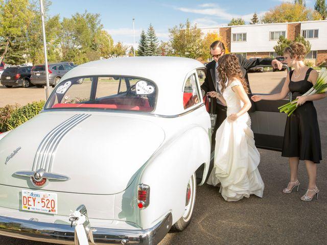 Chris and Diane's wedding in Edmonton, Alberta 49