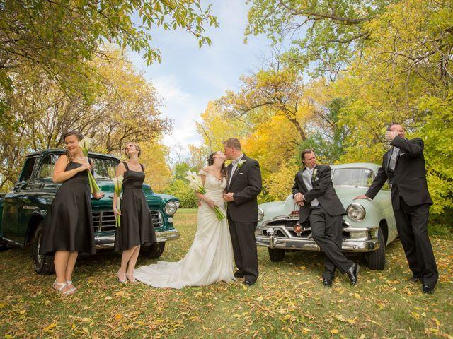 Chris and Diane's wedding in Edmonton, Alberta 52