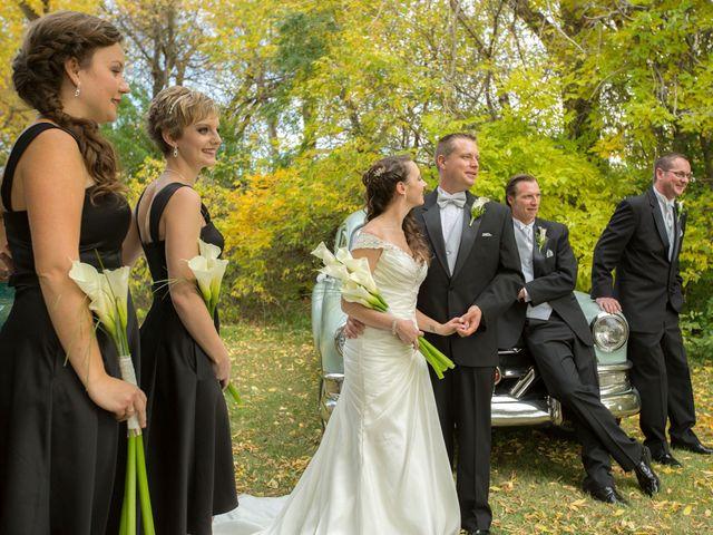 Chris and Diane's wedding in Edmonton, Alberta 53