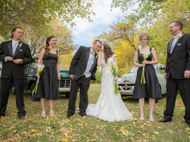 Chris and Diane's wedding in Edmonton, Alberta 54
