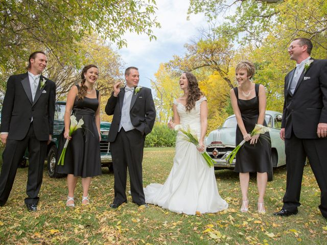 Chris and Diane's wedding in Edmonton, Alberta 55