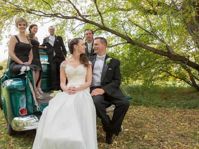 Chris and Diane's wedding in Edmonton, Alberta 61