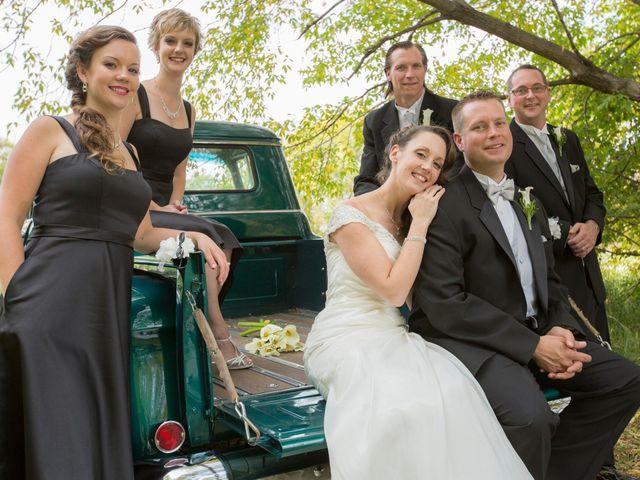 Chris and Diane's wedding in Edmonton, Alberta 62