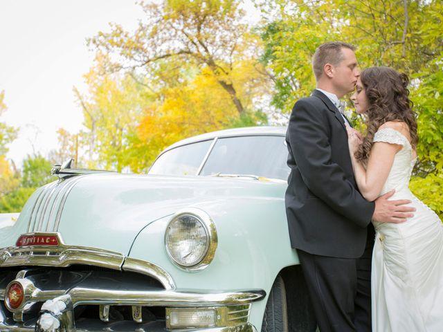 Chris and Diane's wedding in Edmonton, Alberta 72