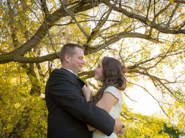 Chris and Diane's wedding in Edmonton, Alberta 2