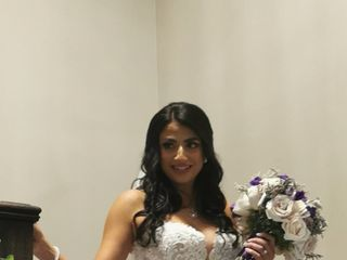 The wedding of Mais and Steve 1
