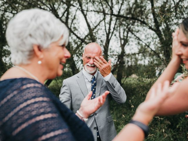 Michael and Courtney's wedding in Swan River, Manitoba 4