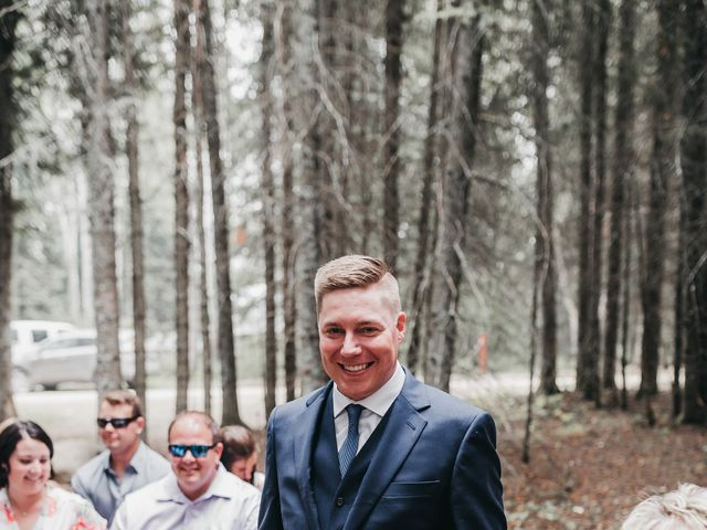 Michael and Courtney's wedding in Swan River, Manitoba 18