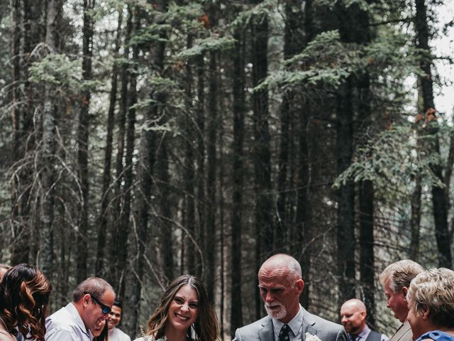 Michael and Courtney's wedding in Swan River, Manitoba 20