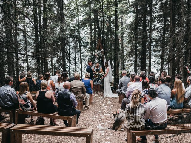 Michael and Courtney's wedding in Swan River, Manitoba 22