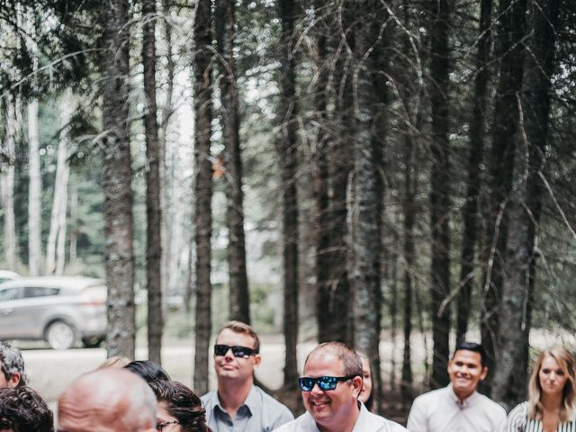 Michael and Courtney's wedding in Swan River, Manitoba 26