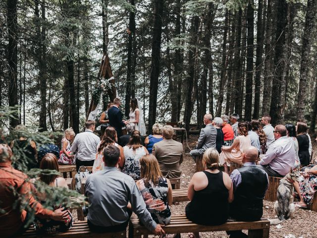 Michael and Courtney's wedding in Swan River, Manitoba 28