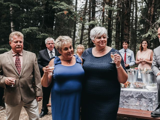 Michael and Courtney's wedding in Swan River, Manitoba 34