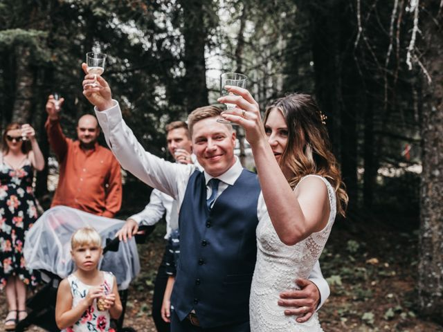 Michael and Courtney's wedding in Swan River, Manitoba 35