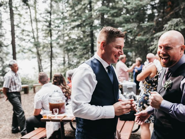 Michael and Courtney's wedding in Swan River, Manitoba 36