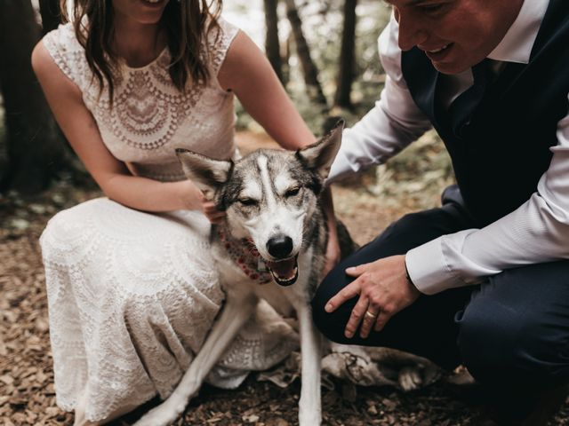 Michael and Courtney's wedding in Swan River, Manitoba 1