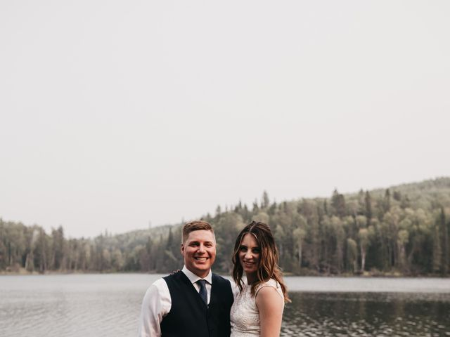 Michael and Courtney's wedding in Swan River, Manitoba 40