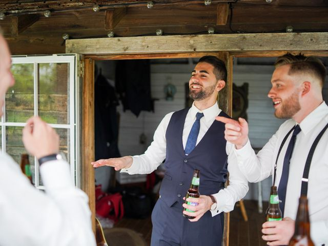 Dan and Kayla's wedding in Innisfil, Ontario 8