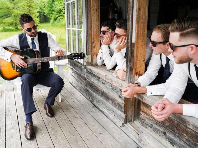 Dan and Kayla's wedding in Innisfil, Ontario 10