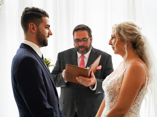 Dan and Kayla's wedding in Innisfil, Ontario 1