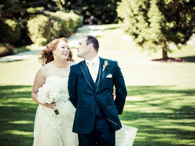 Todd and Yvonne's wedding in Burlington, Ontario 20