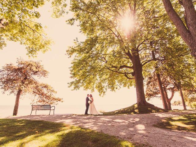 Todd and Yvonne's wedding in Burlington, Ontario 23