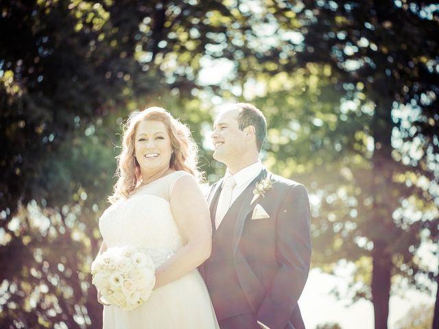 Todd and Yvonne's wedding in Burlington, Ontario 30