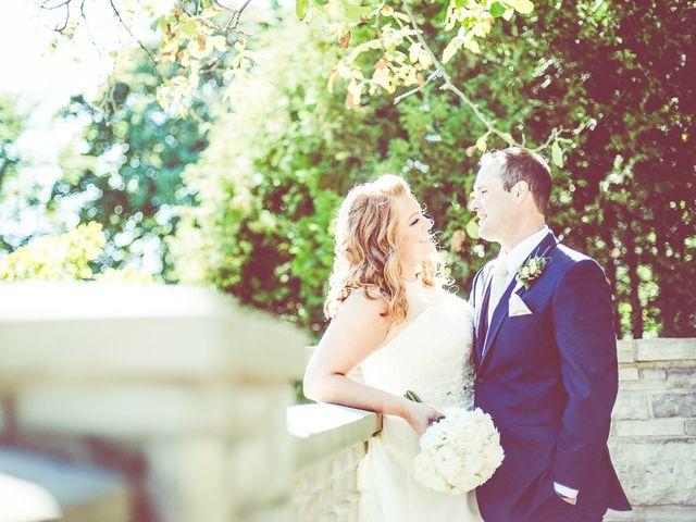 Todd and Yvonne's wedding in Burlington, Ontario 36