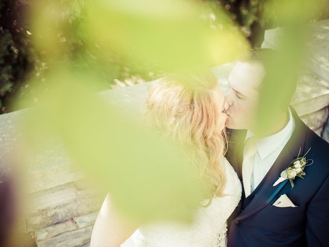 Todd and Yvonne's wedding in Burlington, Ontario 38