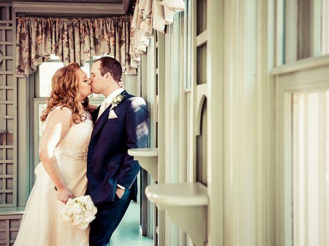 Todd and Yvonne's wedding in Burlington, Ontario 40