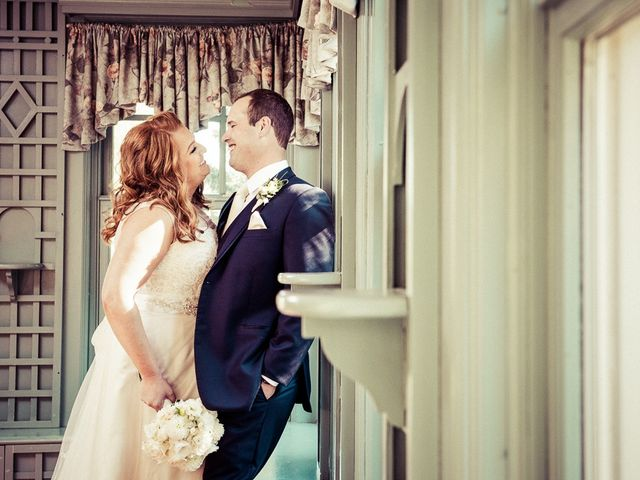 Todd and Yvonne's wedding in Burlington, Ontario 41