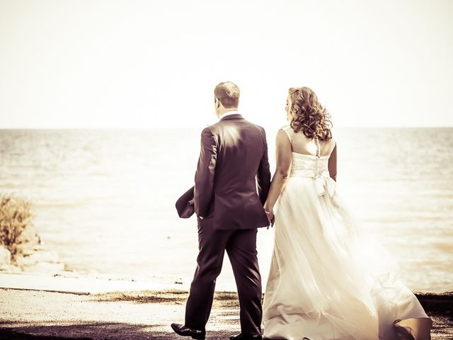Todd and Yvonne's wedding in Burlington, Ontario 42