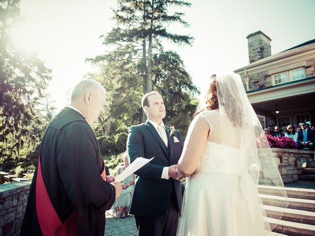 Todd and Yvonne's wedding in Burlington, Ontario 48
