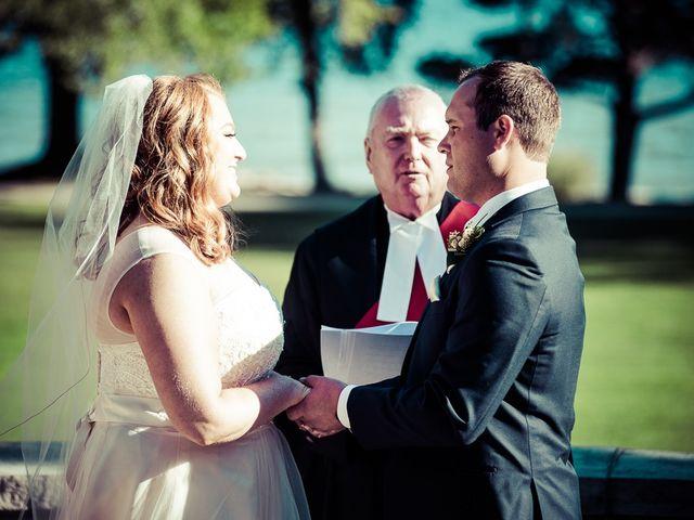 Todd and Yvonne's wedding in Burlington, Ontario 49