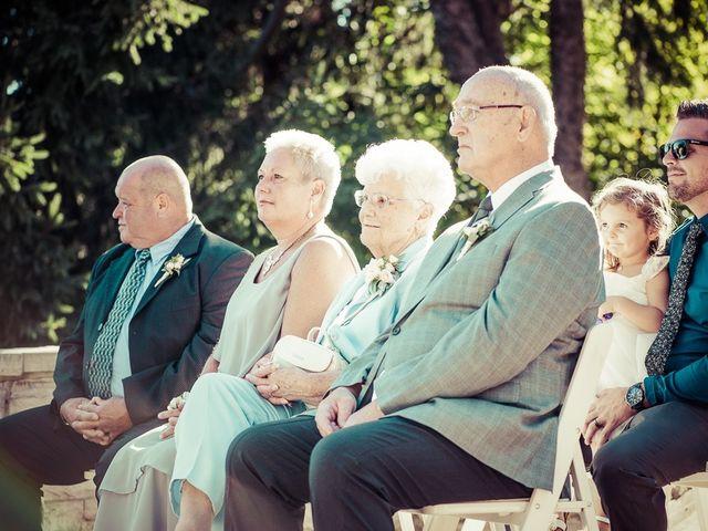 Todd and Yvonne's wedding in Burlington, Ontario 52