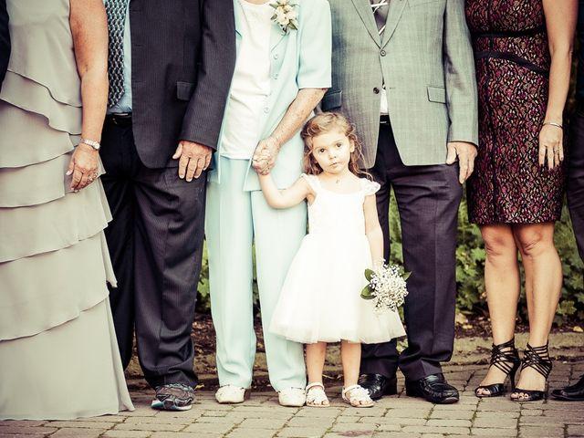 Todd and Yvonne's wedding in Burlington, Ontario 2
